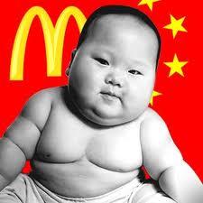 Obesidade Chinesa.