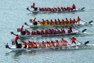 dragon-boat