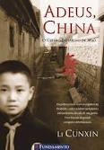 Livro: Adeus, China. O ultimo dançarino deMao.
