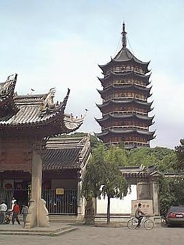Suzhou_pagoda