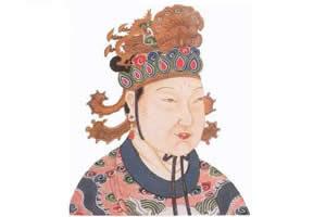 Imperatriz Wu - Dinastia Tang