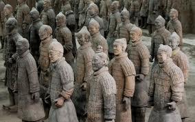 Guerreiros de Xi'an - Dinastia Qin