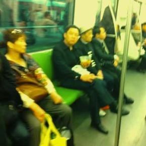 Cenas da vida real… na China,claro!