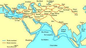 Rota da Seda - Dinastia Han