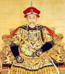 Kang Xi 康熙, segundo imperador da dinastia Qing (1661-1722 DC)