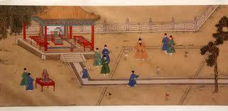 Registos de Dōngxuān (Chinês: 東軒錄) da Dinastia Song.