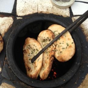 Pão assado na lata – PãoUyghur