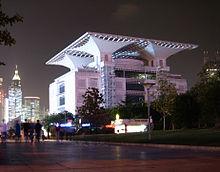 Chinanaminhavida Shanghai_Urban_Planning_Exhibition_Center