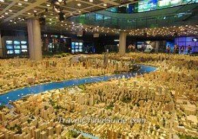The Shanghai Urban Planning ExhibitionCenter