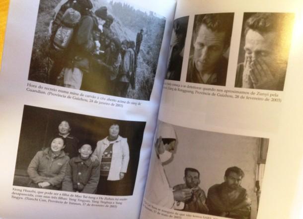 fotos contidas no livro.
