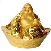 Esse está sentado no pote de ouro... mais riqueza que isso impossivel! =]