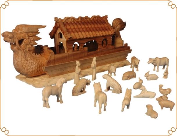 arca de noé china