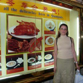 Pato de Pequim – PekinDuck