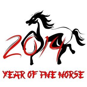 2014 – Ano do CAVALO no horóscopochinês