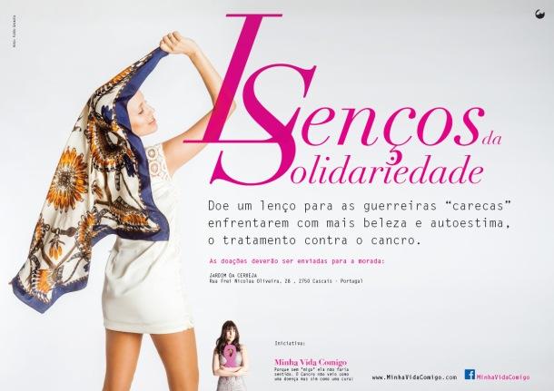 Cartaz da campanha de Portugal.