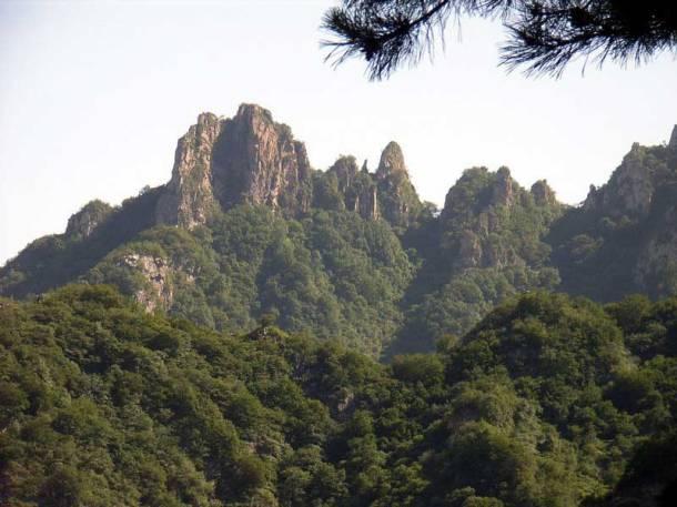heng-shan shanxi