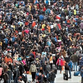 China – a maior migracao do planeta aconteceagora