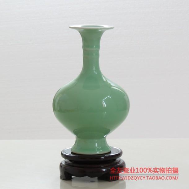 Brief-home-decoration-font-b-porcelain-b-font-font-b-vase-b-font-font-b-chinese