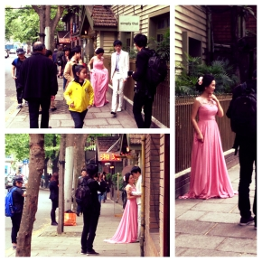Casamento chinês no 'Brasileiras pelomundo'.