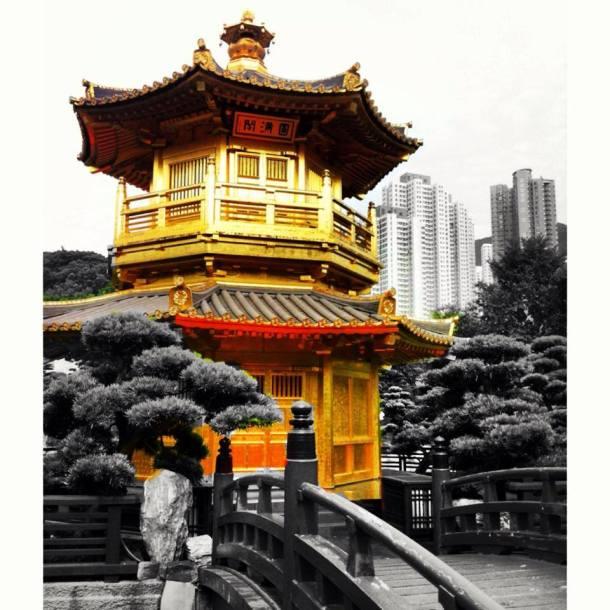 Marina Caramez, fotógrafa que vive em Hong Kong, e cedeu algumas imagens para a página.