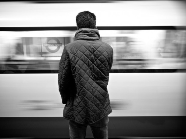 London Calling #3 by Thomas Leuthard