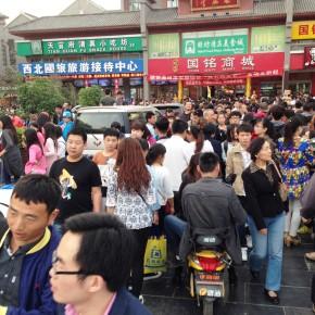 Coisas que a China mudou na minhavida