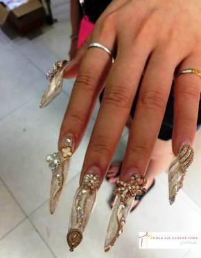As unhas das ImperatrizesChinesas