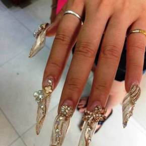 As unhas das Imperatrizes Chinesas