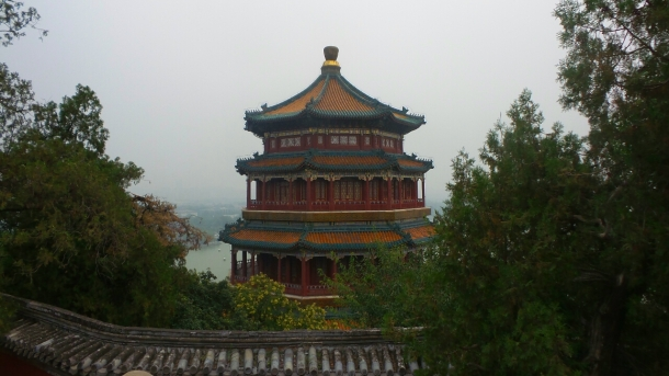 Summer Palace in Beijing JULIA AZEVEDO