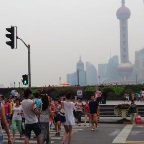 Ser estrangeiro naChina