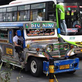 Filipinas – da China para outros lugares naÁsia.