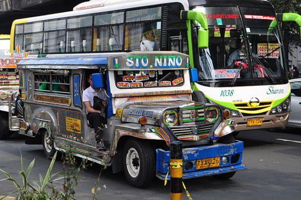 Filipino-jeepney