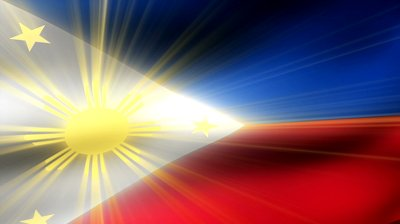 stock-footage-close-up-flag-of-philippines-ripples-in-a-breeze