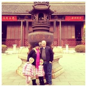 China na nossa vida: O primeiro ano de China a gente nuncaesquece.