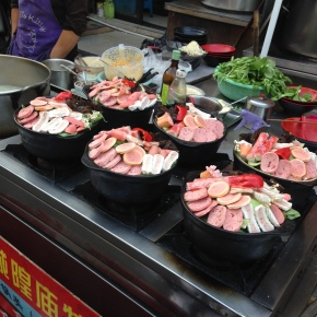 As surpresas que ainda encontro pelas ruas deShanghai