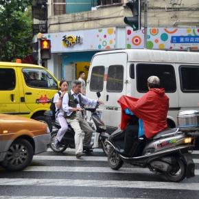 Trânsito chinês: o caosorganizado!