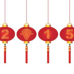 Previsões para o ano da Cabra (ano novo chinês2015)