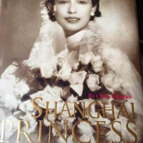 Livro: Princesa de Shanghai – sua sobrevivência com orgulho edignidade
