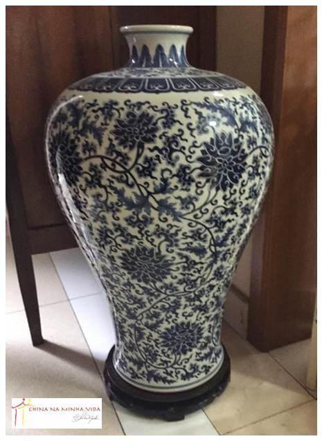 Esse veio de Jingdezhen e é um dos meus preferidos.