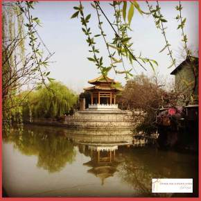 Qibao – A cidade velha emShanghai