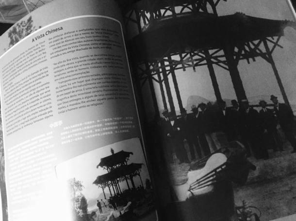 """A vista Chinesa e sua história. Foto do livro """"China Made in Brasil"""""""