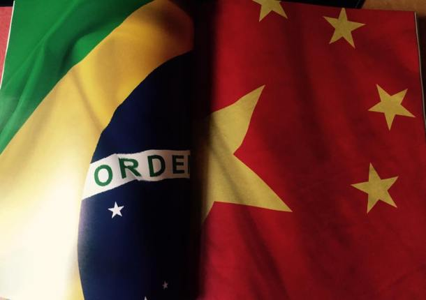 "Foto do livro ""China Made in Brasil"""
