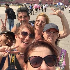 Voltando a ser turista naChina!