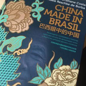 Livro – 'China Made inBrasil'