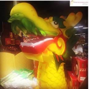 Zongzi e Xiangbao – Tradições do Dragon BoatFestival