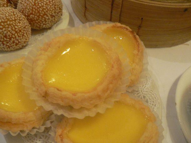 Egg tart ou Dàntà
