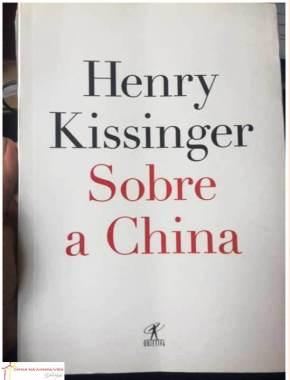 Livro: 'Sobre a China', por HenryKissinger
