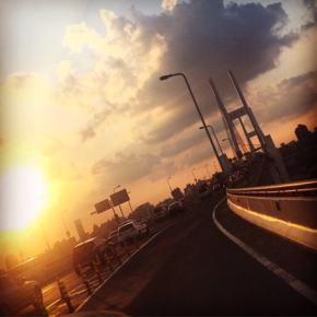 Shanghai – Nanpu Bridge (ponteNanpu)