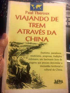 Livro: Viajando De Trem Através DaChina