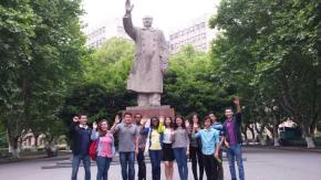 China – Graduação do outro lado domundo?